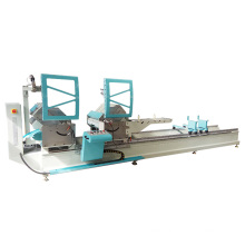 Aluminium double head cutting machine manufacturer