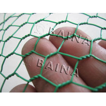 China PVC Heated Hexagonal Wire Mesh Fabricantes