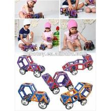Nouvelle belle construction éducative magnétique jouets mag-sagesse