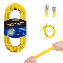 25feet 14 gauge usa power cord