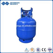 Fabrikpreis 9kg LPG Bharat Leere Kochgasflasche für Nigeria