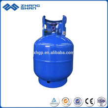 Factory Price 9kg LPG Bharat Empty Cooking Gas Cylinder for Nigeria