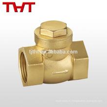Качели обратный латунный топливопровод управление потоком клапан