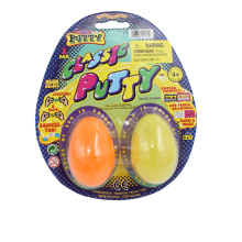 Cheap Thinking Putty Toys in Double Egg for Good Sale