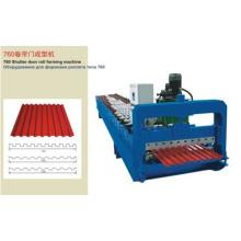 Porte-volet roulant machine / porte-volet porte machine à fabriquer