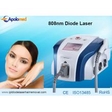 Máquina del retiro del pelo del laser del diodo de la nueva versión 808nm / laser escarpado del diodo de Lightsheer de la máquina