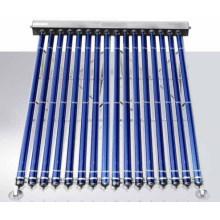 Edelstahl-Solarwarmwasserbereiter (U-Rohr splite)