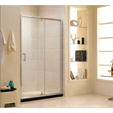 Pantallas de ducha de vidrio templado simple estándar de Australia (P13)