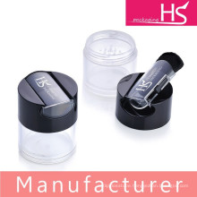 Popular Loose powder compact with brush