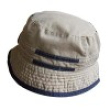 Bucket Hat with Contrasting Trim (BT001)
