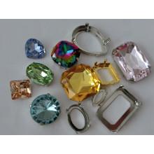 Factory Meilleur prix pour les perles de vêtements en cristal