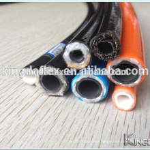 5000 Psi High Pressure Oil Resistant Thermoplastic Elastomer Hydraulic Hose R8