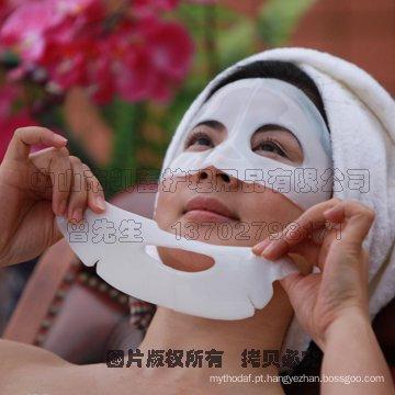 Máscara facial do GV que Whitening a máscara facial de cristal da cara & da máscara do corpo