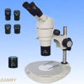 High Quality Popular Parallel Optical Zoom Stereo Microscope (Mzps0850)