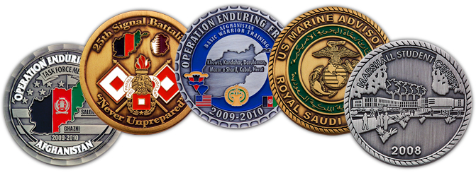 Challenge Coins Factory
