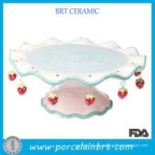 Candy Color Strawberry Laciness soportes para el pastel