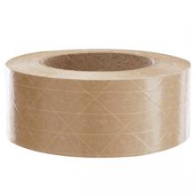 Free Samples 17mm Width Reinforced Water Activated Custom Printed Kraft Paper Gummed Tape