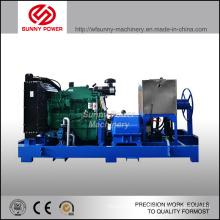 Pompe de nettoyage interne en acier pour nettoyage avec pression de 20 MPa