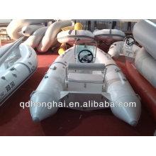 RIB360 boat china rib boat inflatable boat with rigid hull