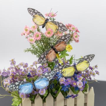 Поделки из бабочек pinterest
