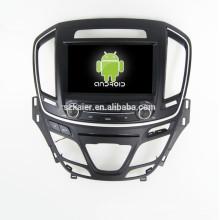 Preço de fábrica ! Android 4.4 carro dvd para Novo OPEL INSIGINA + dual core + DVR + OBD2 + 1024 * 600 + TPMS + Canbus