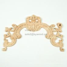 Centro de muebles decoración onlay madera.