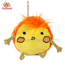 Wholesale Saco de pelúcia Animal Emoji Coin Bolsas para Crianças