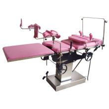 Manual de la Mesa de Operación Universal para la cirugía obstétrica Jyk-B7203