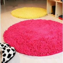 alfombra de oración moderna redonda para niños para la sala de estar