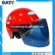 Avec la certification EEC casque demi-visage d'été de moto