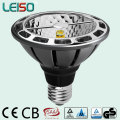 Halogen Size and Performance LED PAR30 with E27 Base