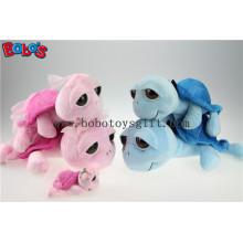 Fashion Design Plüsch Paar Schildkröte Spielzeug mit Big Eyesbos1172-1173