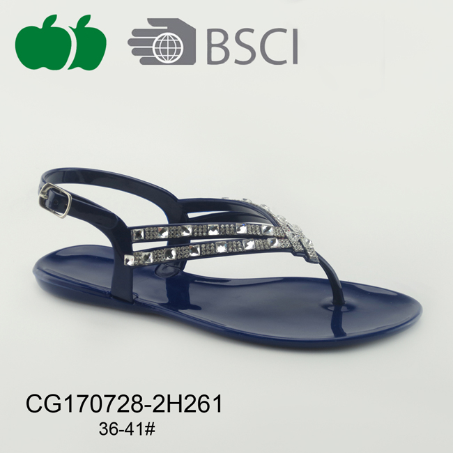 Best Quality Beautiful Design Crystal Sandals
