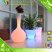 New Stylish LED Flower Pot with 16 Colors