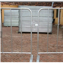 Concert Crowd Control Decorative Mobile Barrier Fence