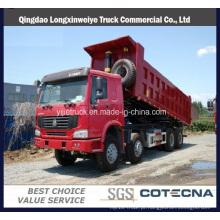 HOWO 7 Series 8X4 caminhão basculante