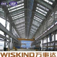 Estrutura de aço pré-fabricada leve nova para aço em construção