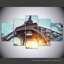 Drop Shipping 5 Piece Tower Modern Home Wall Decor Canvas Picture Art HD Print Painting on Canvas Mc-165