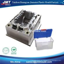 precio plástico de fábrica del molde de la caja de la facturación de la inyección plástica de los productos