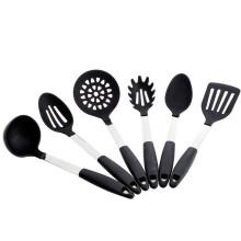 Ensembles de 6 ustensiles de cuisine en silicone