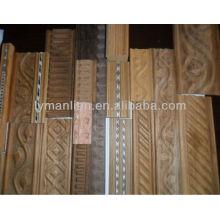 molduras de madera de lujo