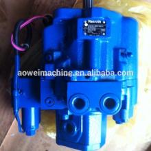 Uchida hydraulic pump,AP2D18 main pump repair parts ,cylinder block,piston shoe,AP2D18LV1RS7-921-1-30