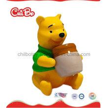 Winnie The Pooh Plastic Figur Spielzeug (CB-PM029-S)
