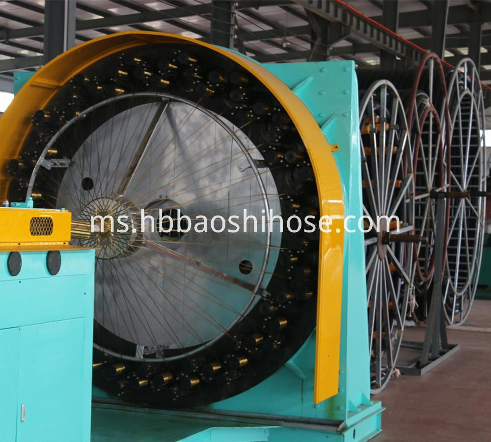 Flexible Transmission Offshore Tube