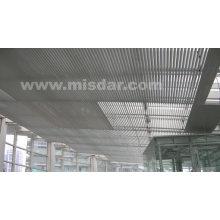 Pare-soleil en aluminium de style nouveau style
