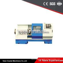 Fabricants de machines à fileter les tubes cnc lathe CQK1322