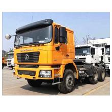 Original Shaanxi Shacman China Heavy Duty Truck Tractor Truck Head F2000 Original Factory Price