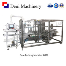 Automatic Side-Loader Case Packaging Machine (SM20)