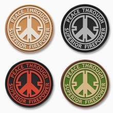 Good Quality Customized Logo Rubber Patch for Down Shirt