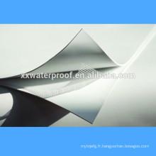 Membrane imperméable à la toiture TPO renforcée de 1,2 mm